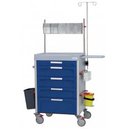 Chariots d'anesthésie et de...